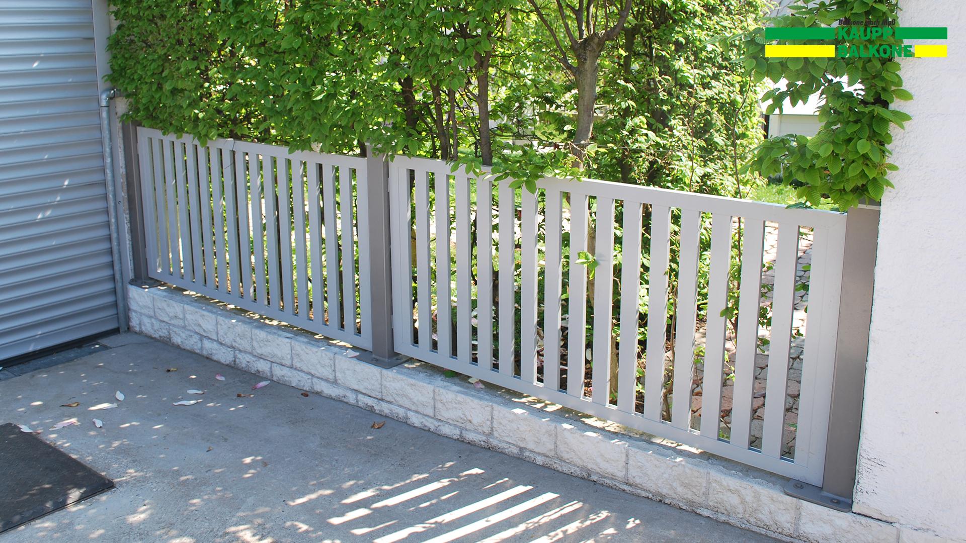 Alu Gartenzaun Esslingen Kaupp Balkone –sterreich