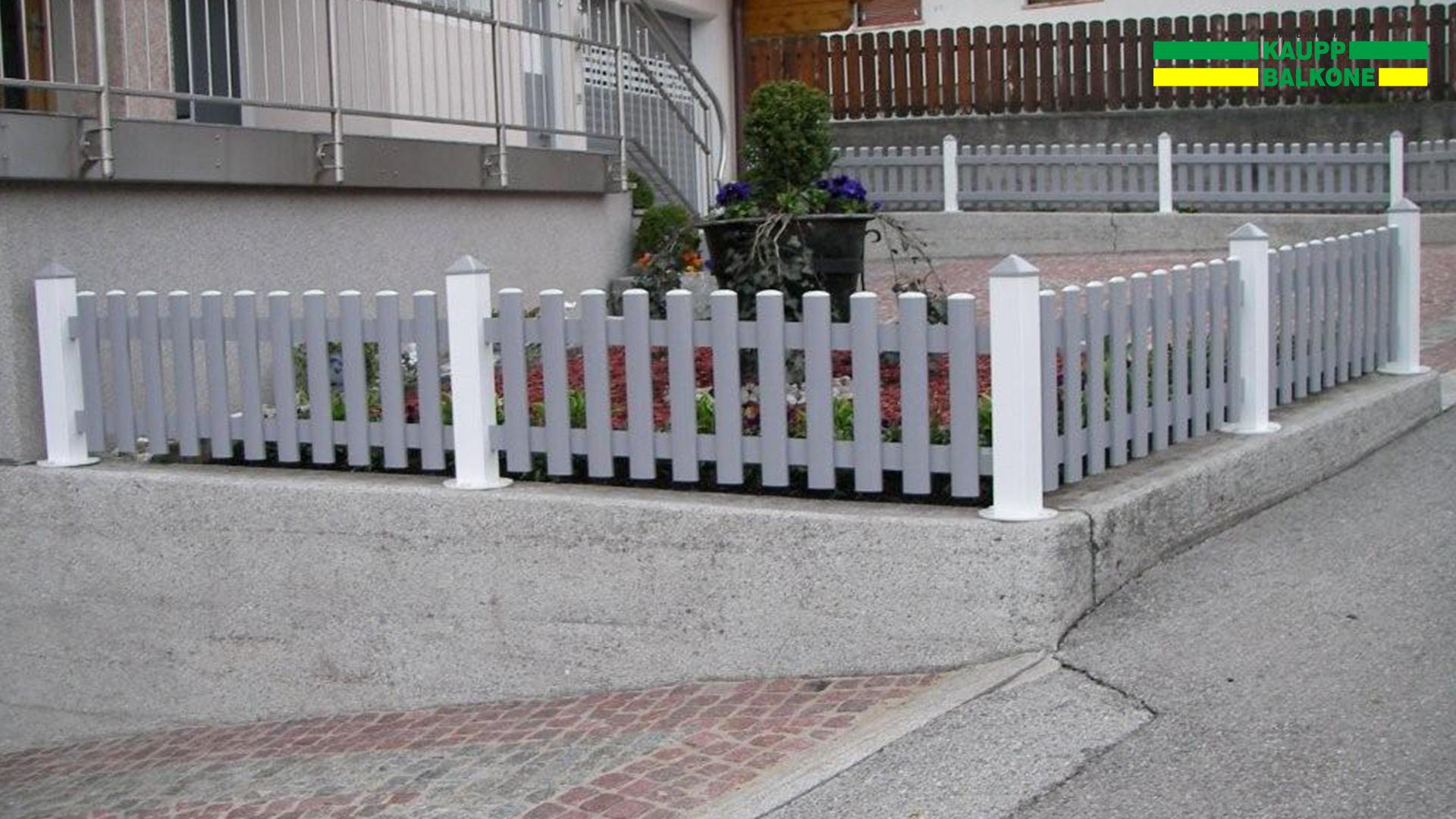 Alu Gartenzaun A Wiesing Kaupp Balkone –sterreich