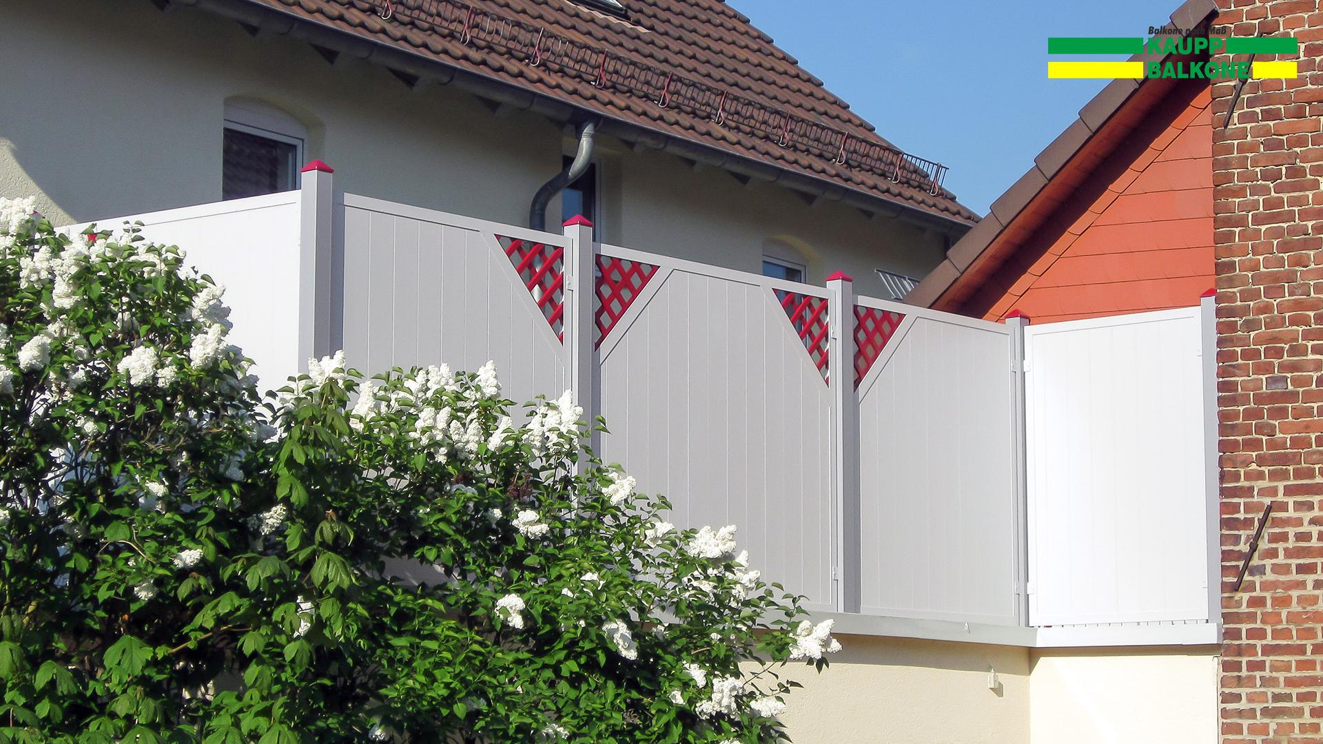 Alu Sichtschutz Kassel