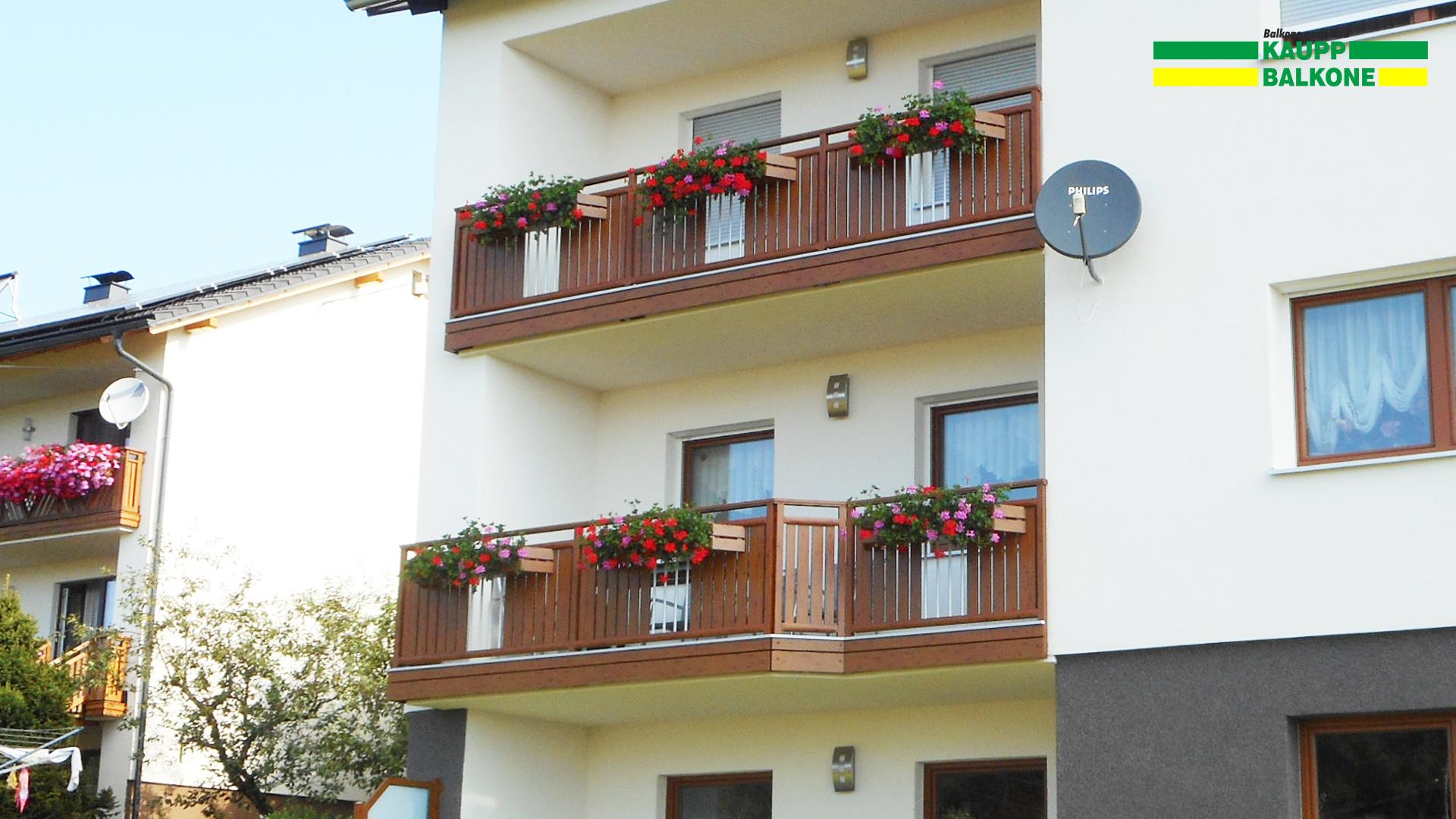 balkongel nder alu ab 140 kaupp balkone sterreich. Black Bedroom Furniture Sets. Home Design Ideas