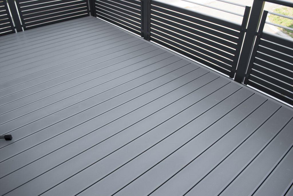 balkongel nder sichtschutz gartenzaun aus aluminium. Black Bedroom Furniture Sets. Home Design Ideas